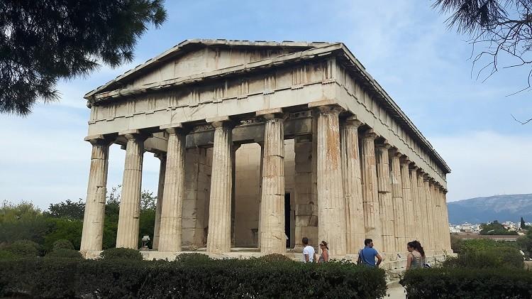 Attyki w Grecji
