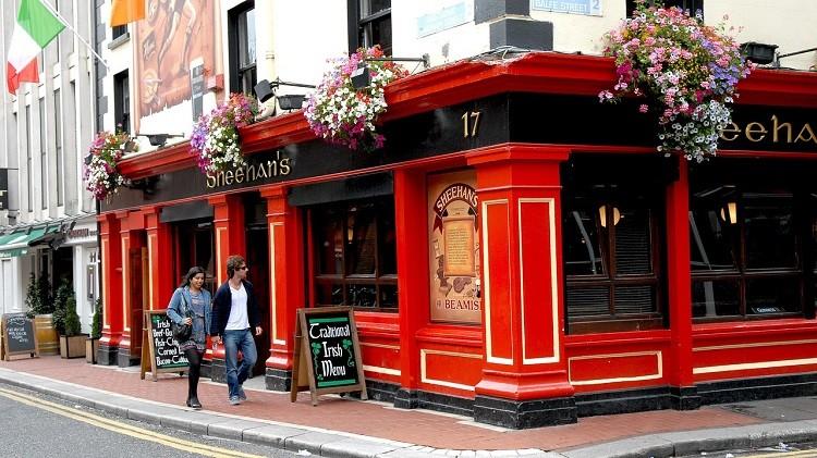 Loty do Dublina