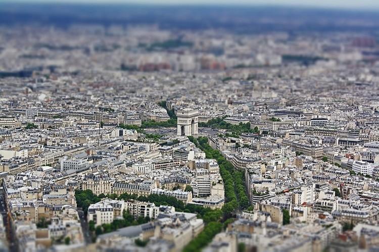 Poznawanie stolicy Francji